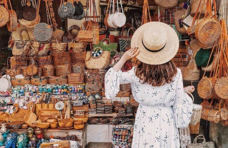 Pasar Tradisional di Indonesia